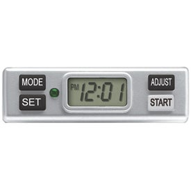 Printed Programmable Steth Clip Timer