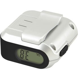 Projection Clock Pedometer for Your Church