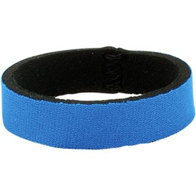 Promo Band Neoprene Adult Size Printed with Your Logo