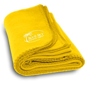 Personalized Fleece Blanket for Customization