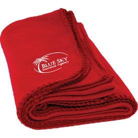 "Polyester Fleece Blanket (60"" x 50"")"