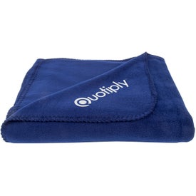 Polyester Polar Fleece Blankets for Your Company