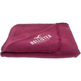 Polyester Polar Fleece Blankets for Your Company
