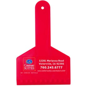 Promotional Ice Scraper