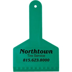 Ice Scraper Branded with Your Logo
