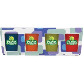 Printed Seed Planter Set