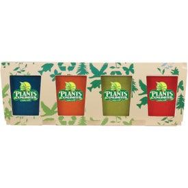 Custom Promo Planter Set