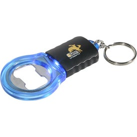 Promo Pop Bottle Opener Key Chain for Your Church