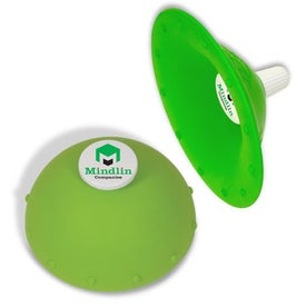 Branded Rubber Popper Toy