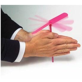 Toy Propeller for Advertising