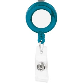 Plastic Retractable Badge Holder Giveaways