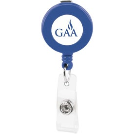 Plastic Retractable Badge Holder for Your Organization
