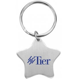 Promo Star Keychain for Your Church