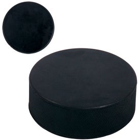 Full Size Rubber Hockey Puck