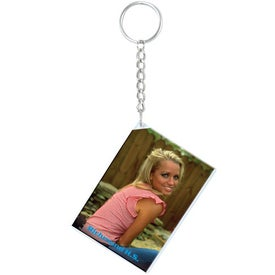 Promotional Slip-In Keytag