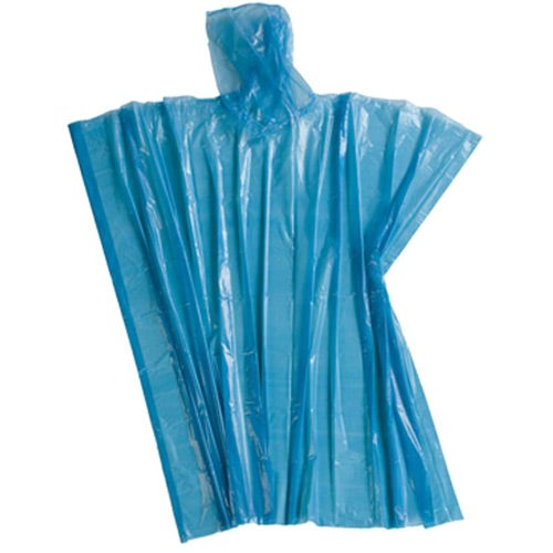Royal Blue Pronto Poncho