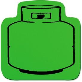 Advertising Propane Tank Jar Opener