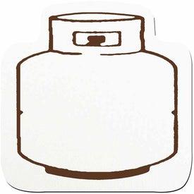 Monogrammed Propane Tank Jar Opener