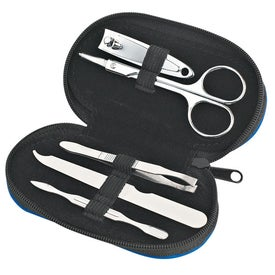 PU Leather Look Manicure Set Giveaways