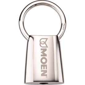 Pull and Twist Key Ring for Your Organization