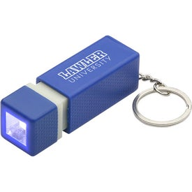 Pull-Lite LED Key Chain for Mark
