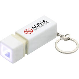 Pull-Lite LED Key Chain Printed with Your Logo