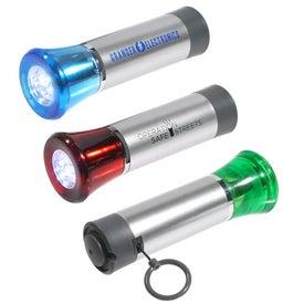 Pull N' Glow Dynamo Flashlight