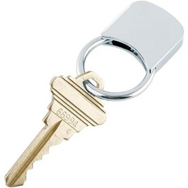 Pull-Top Key Tag for Advertising