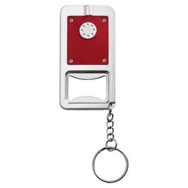 Personalized Tailgate Key Chain