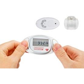 Advertising Pulse Plus 3D Sensor Pedometer