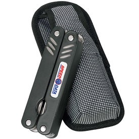 Puma Multi-Tool with Gray Show Thru Printed with Your Logo