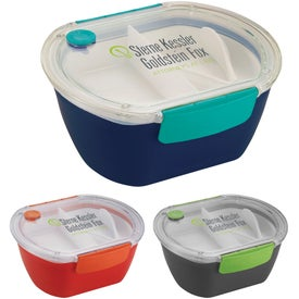 Punch Oval Food Containers