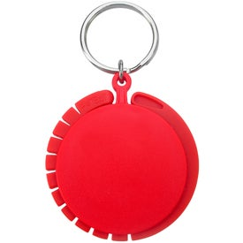 Logo Purse Hook with Key Ring
