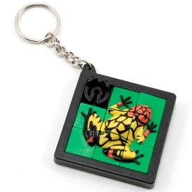 Printed Puzzles Keychain