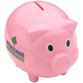 Nostalgic Piggy Bank for Advertising