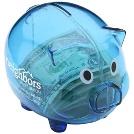 Nostalgic Piggy Bank for Marketing