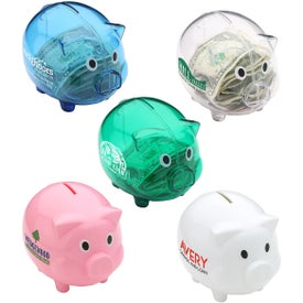 Nostalgic Piggy Bank