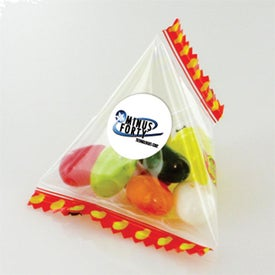 Pyramid Jelly Bellys for Promotion