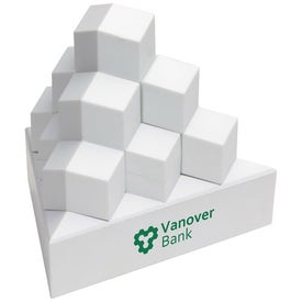 Pyramid Stack Puzzle for Promotion