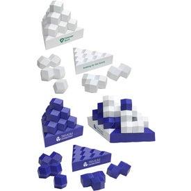 Logo Pyramid Stack Puzzle