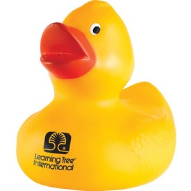 Quackers Rubber Duck
