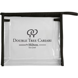 Quart Size Travel Carrier with Your Slogan