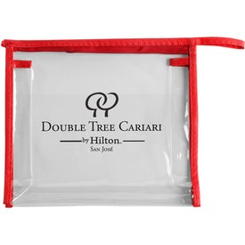 Printed Quart Size Travel Carrier