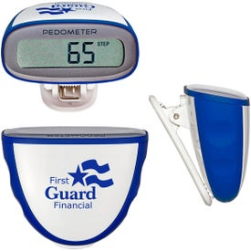 Quick-Read Pedometer for your School