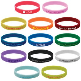Personalized Quick Turn Wristbands