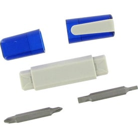 Custom Quick Fix Screwdriver Pen