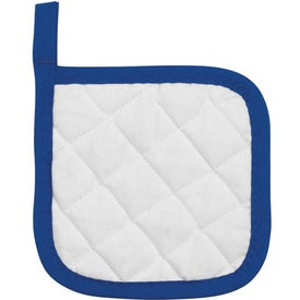 Quilted Potholder with Your Logo