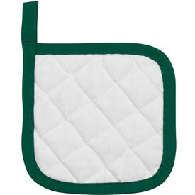 Company Quilted Potholder