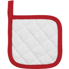 Quilted Potholder for Marketing