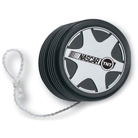 Personalized Racing Tire Design Yo-Yo